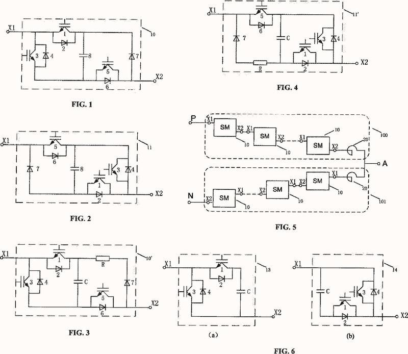 Convertidor de potencia y método de control del mismo.