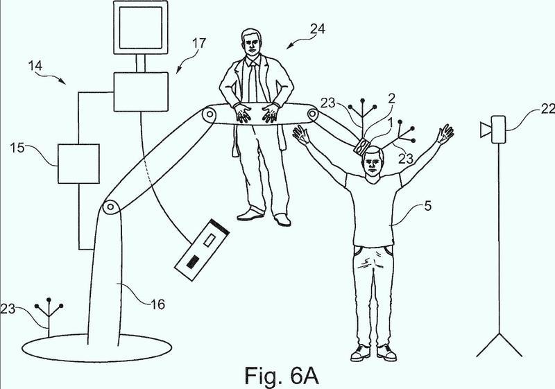 Dispositivo de estimulación magnética que comprende una resistencia sensible a la fuerza.