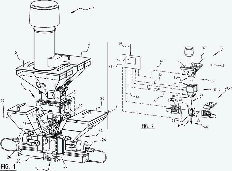 Unidad mezcladora para mezclar materiales y método para hacerlo.