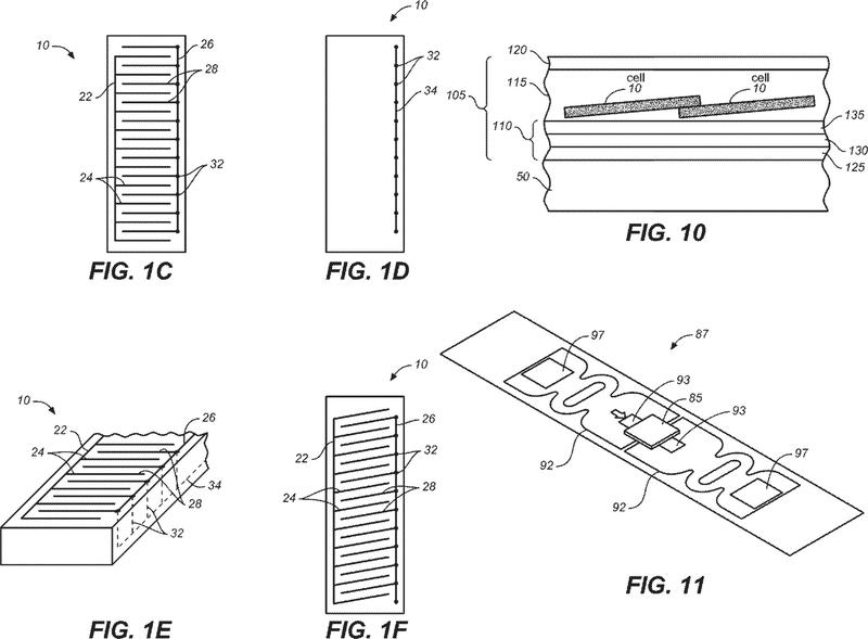 Configuración de alta eficacia para secuencia de células solares.