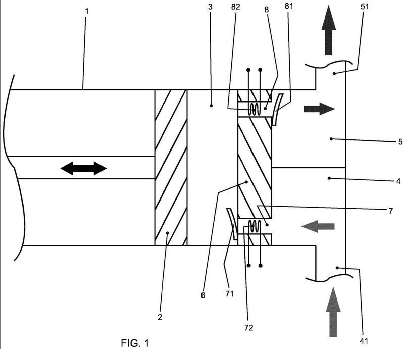 Procedimiento para modular la capacidad de un compresor dotado de un sistema de válvula semi-accionada.