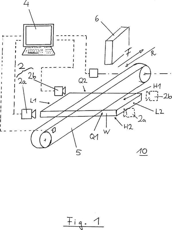 Máquina de mecanizado y procedimiento para mecanizar piezas de trabajo.
