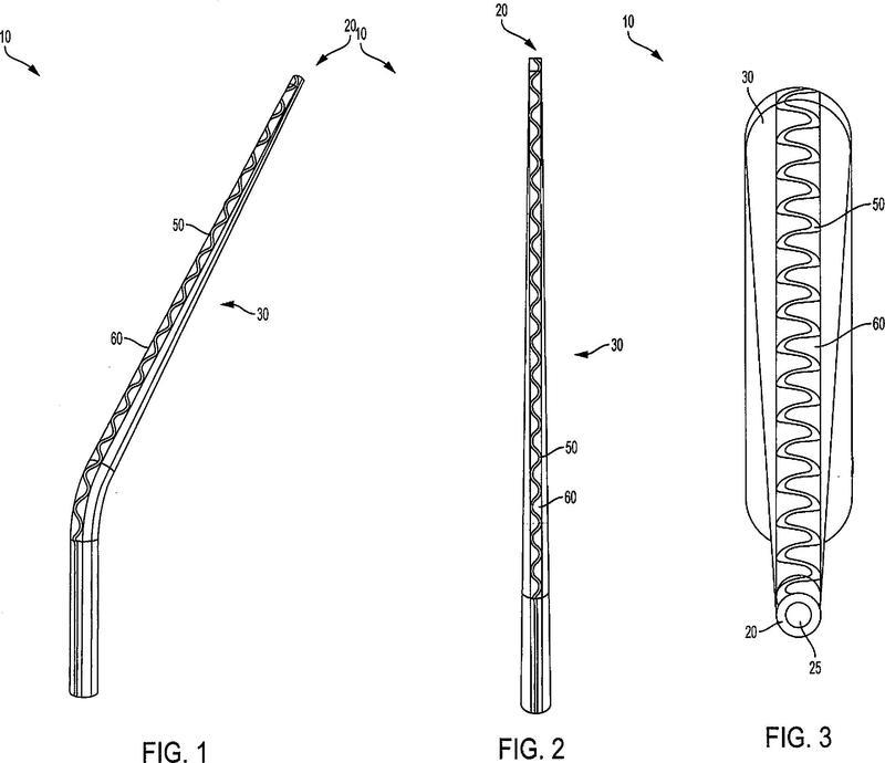 Tapón/aguja de jeringa eléctricos autocalentables para uso en el llenado de un canal radicular.