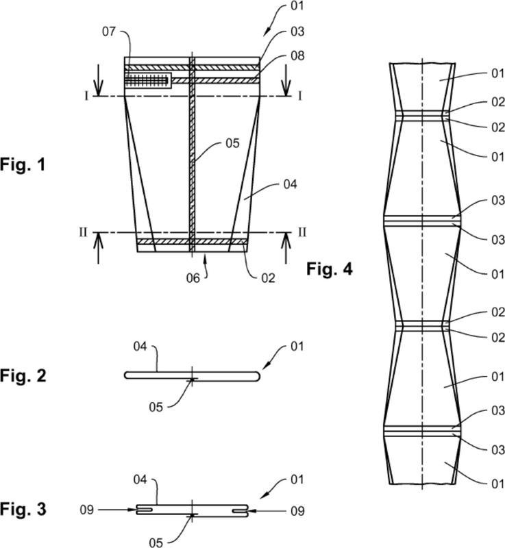 Procedimiento para el funcionamiento de una máquina de bolsas tubulares para la fabricación de bolsas con una soldadura transversal de fondo y una soldadura transversal de cabeza distinta a esta.