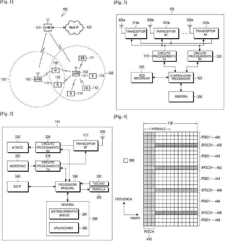 Determinación de tiempo para transmisión o recepción de señalización en un modo operativo de cobertura mejorada.