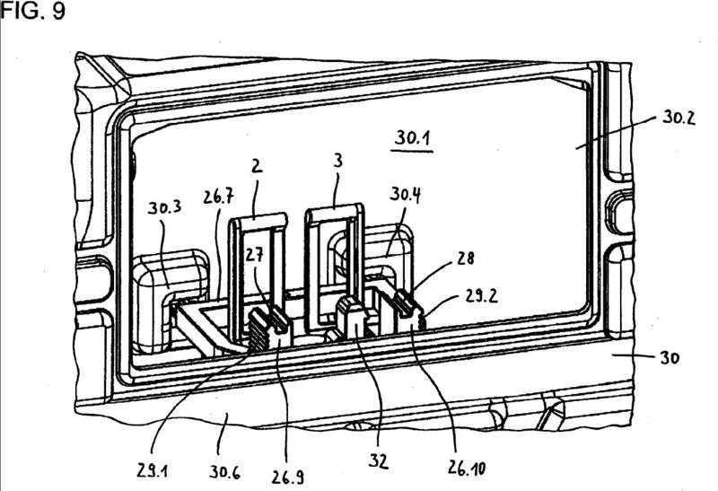 Válvula de drenaje para una cisterna y cisterna con válvula de drenaje.