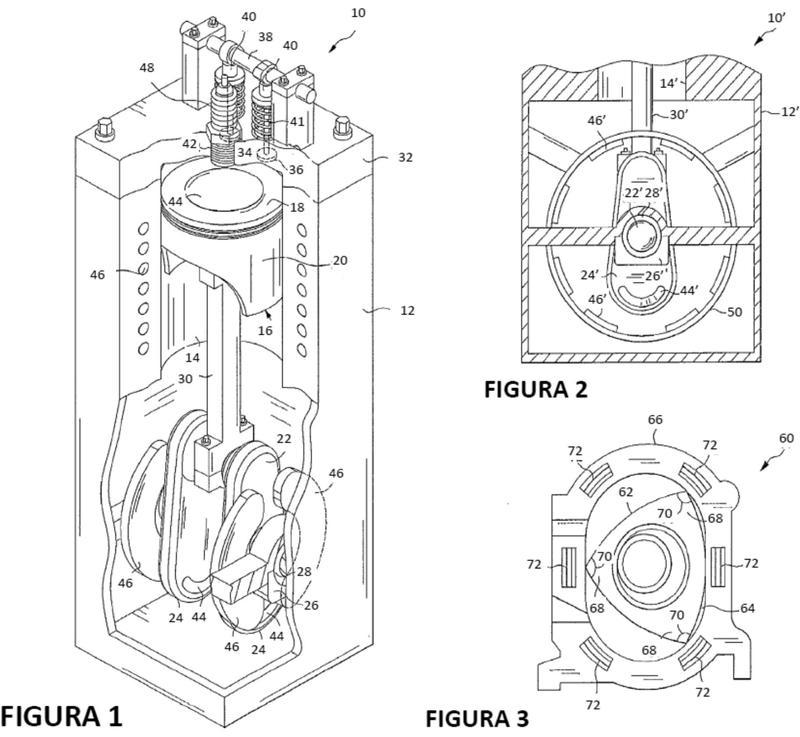 Motor de combustión interna y el procedimiento de operación del mismo.
