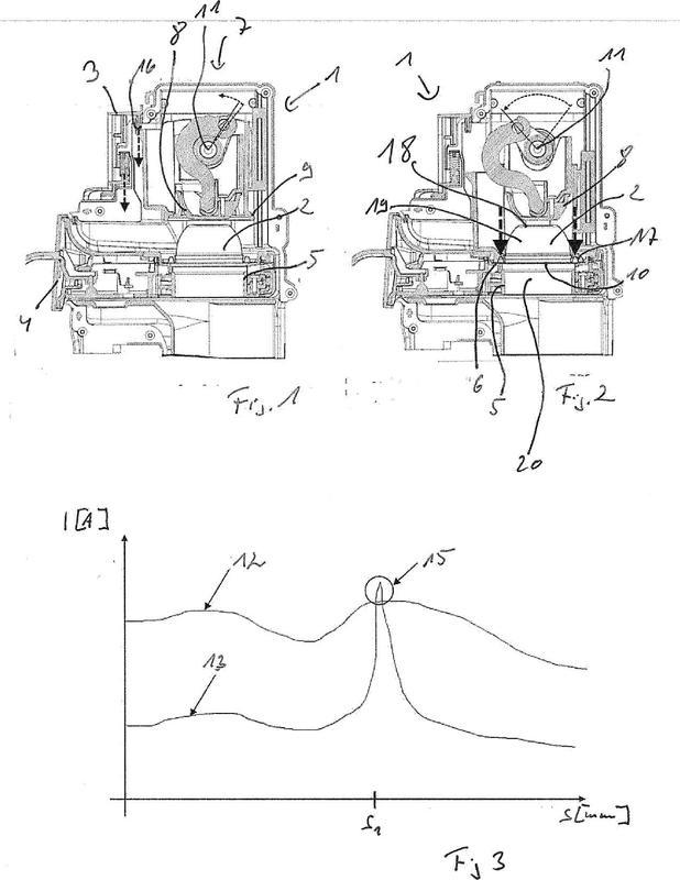 Dispositivo de horneado y método de funcionamiento.
