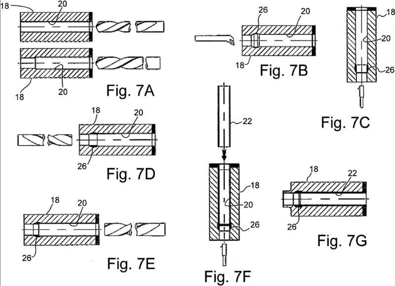 Aparato y método para proteger la lámina de tubo de una caldera en bucle de gas de síntesis.