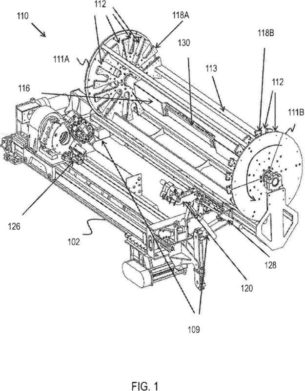 Sistema y procedimiento de cargador de barras.
