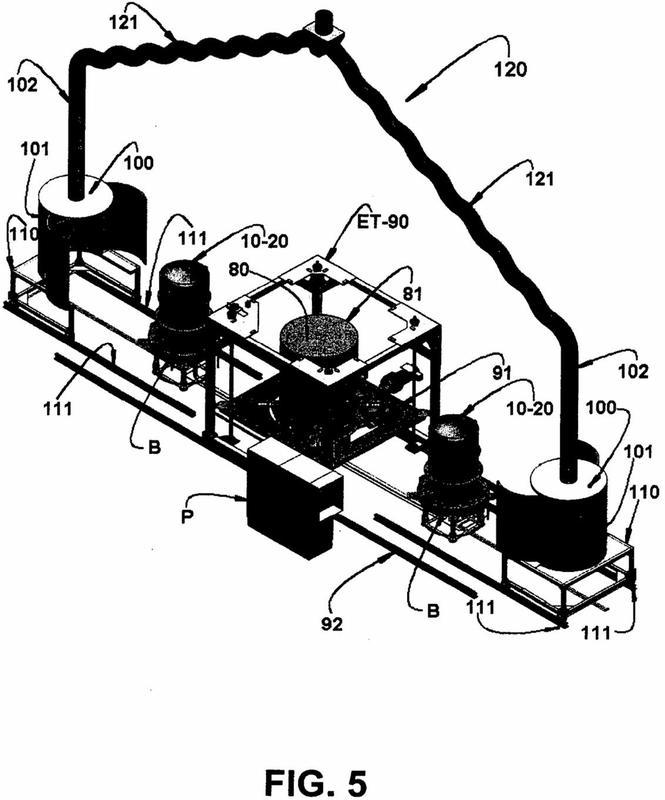 Instalación y proceso para el tratamiento de piezas de metal mediante un reactor de plasma.