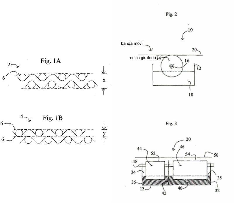 Método de fabricación para estratificados adsorbentes para procesos PSA de alta frecuencia.