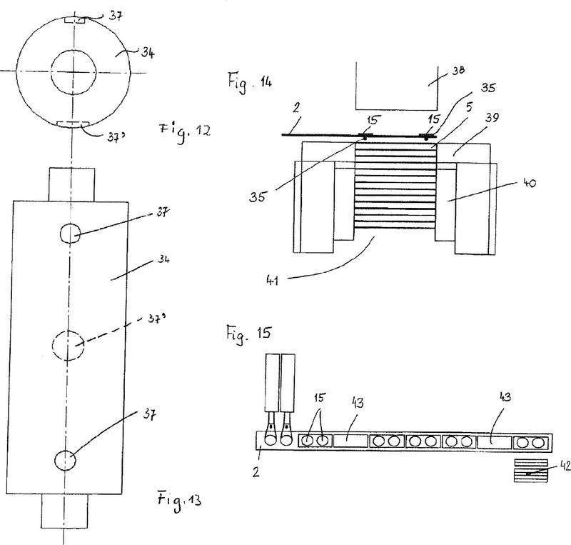 Paquete de láminas y procedimiento para su fabricación.
