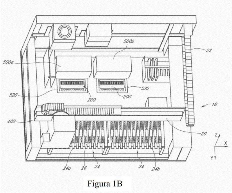 Termociclador microfluídico de barrido en tiempo real.