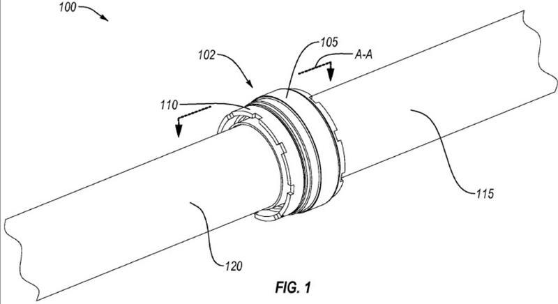 Aparato para acoplar entre sí componentes tubulares y procedimientos asociados.