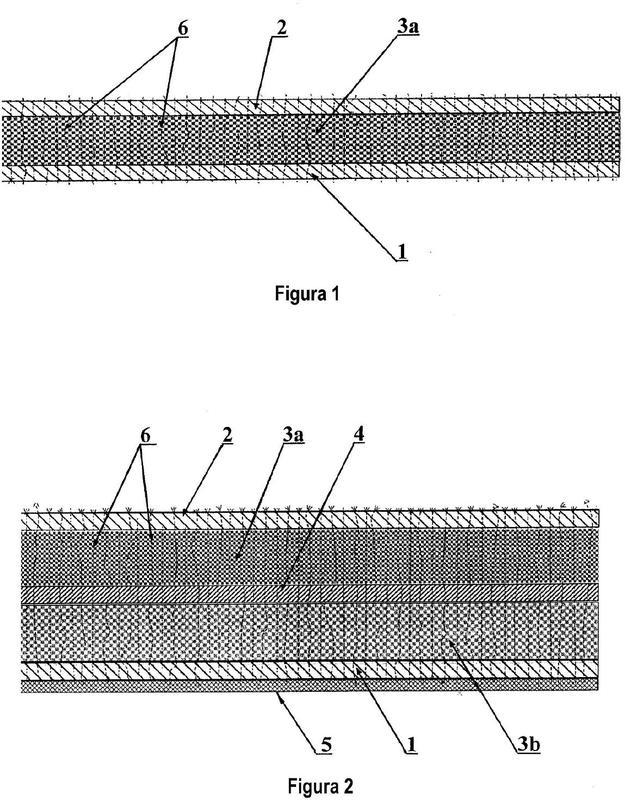 Revestimiento multicapa sintético-mineral protector de nivelación y/o de sellado.