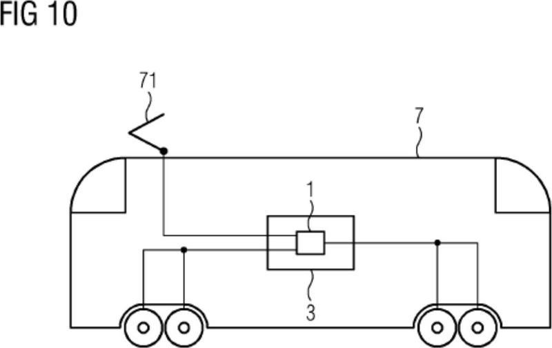 Disposición de circuito de semiconductor.