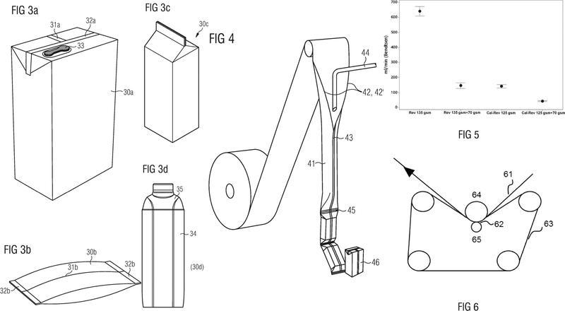 Material laminado de envasado, recipientes de envasado fabricados a partir de este y un método para fabricar el material laminado.