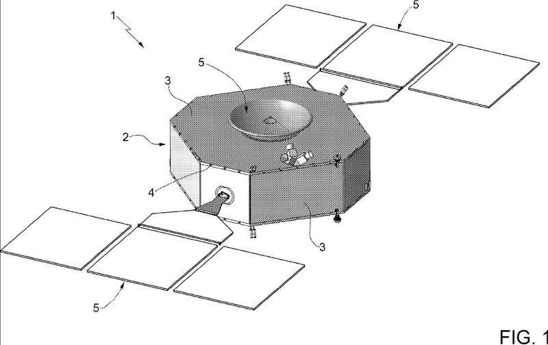Dispositivo pasivo diseñado para facilitar la desintegración de un sistema espacial durante su reentrada a la atmósfera terrestre.