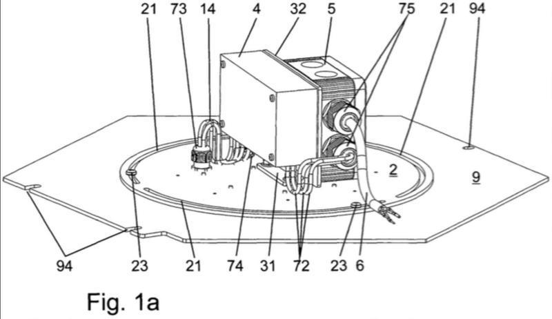 Kit de conversión led para luminarias exteriores.