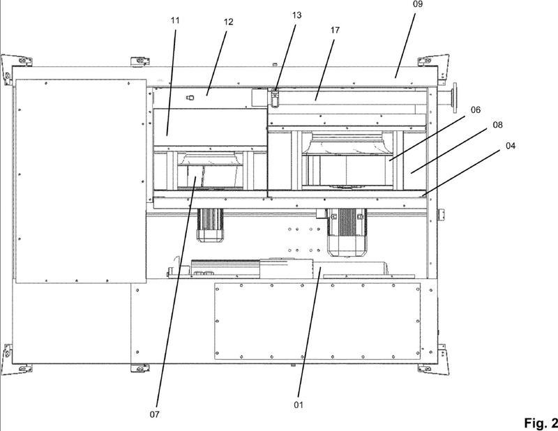 Instalación de compresor para generar aire comprimido y procedimiento de funcionamiento de una instalación de compresor generadora de aire comprimido.