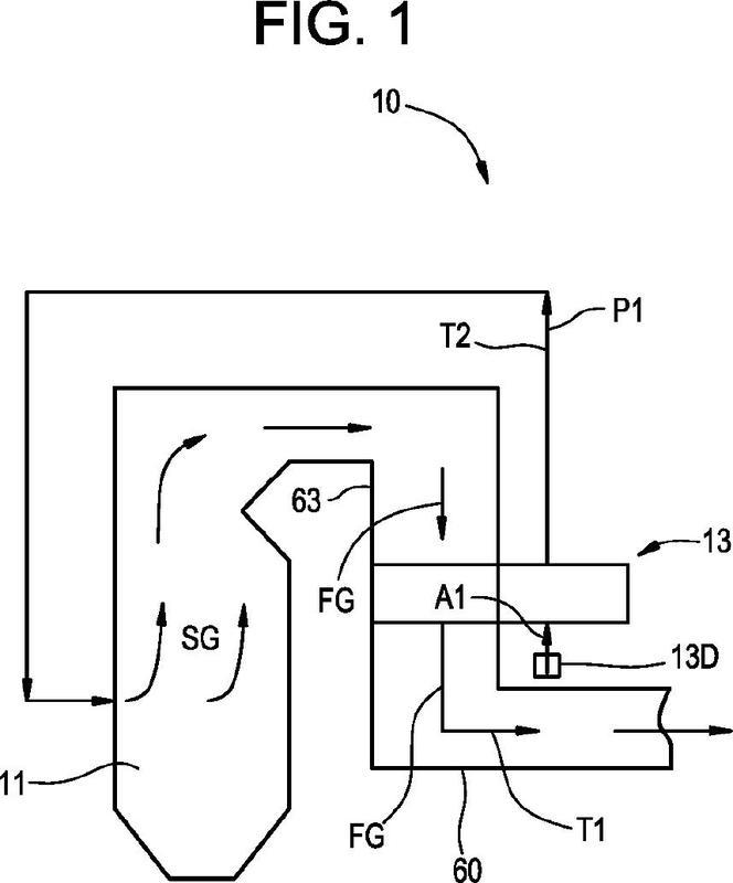 Método y sistema para mejorar la efectividad de una caldera.