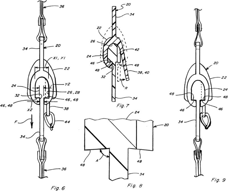 Ilustración 3 de la Galería de ilustraciones de Aparato y método de ensamblaje y liberación de prenda