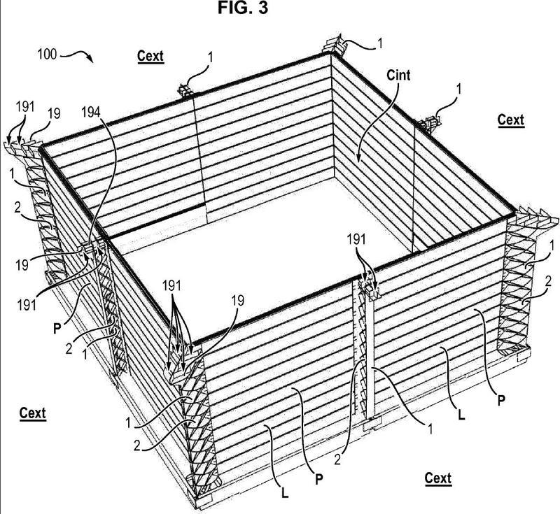 Estructura de piscina.