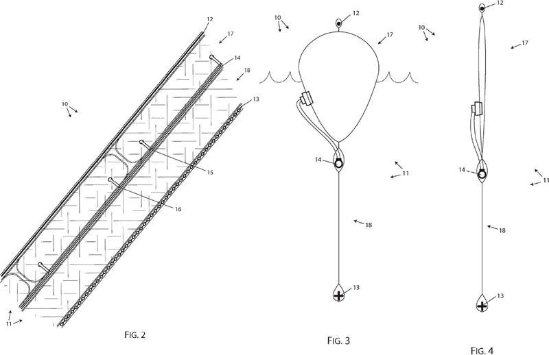 Sistema y método de barrera de contención re-inflable a bordo.