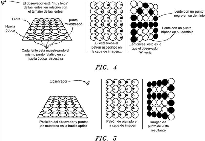 Ilustración 1 de la Galería de ilustraciones de Dispositivo de seguridad para proyectar una colección de imágenes sintéticas