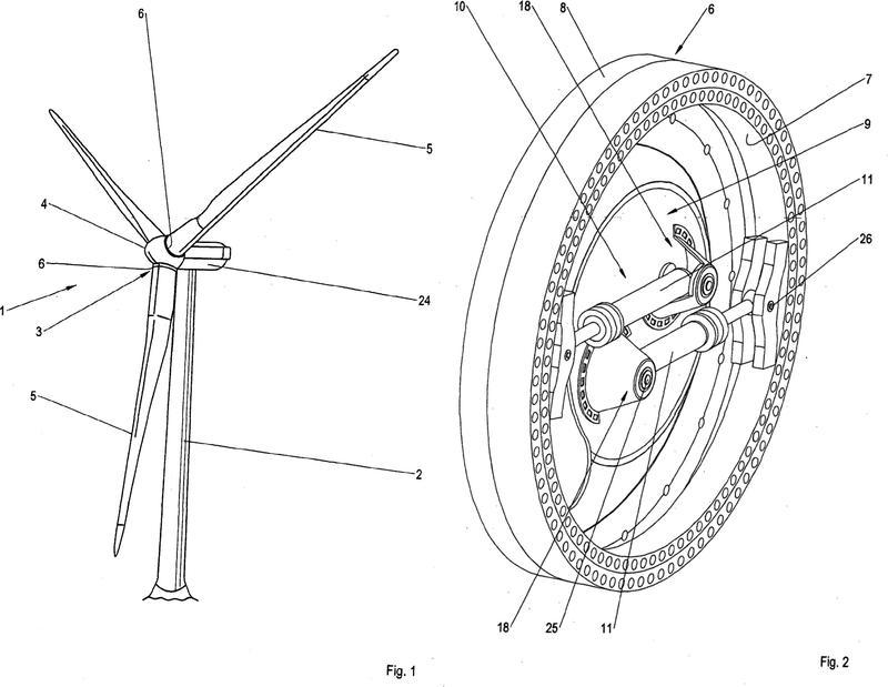 Unidad de regulación para regular el paso de una pala de rotor y turbina eólica con una unidad de regulación de este tipo.