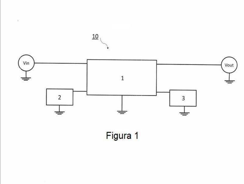 Circuito de retardo para el desplazamiento en tiempo de una señal de radiofrecuencia y dispositivo de reducción de interfaces utilizando dicho circuito.