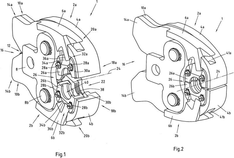 Ilustración 4 de la Galería de ilustraciones de Mordaza de presión, procedimiento para fabricar una unión de tubos inseparable, una pieza de empalme, un sistema de una mordaza de presión y una pieza de empalme