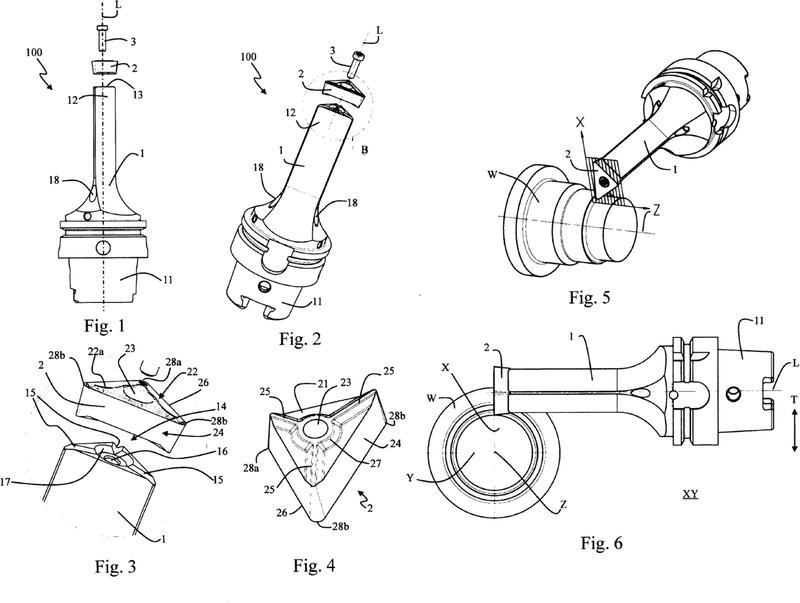 Ilustración 4 de la Galería de ilustraciones de Sistema de herramientas y procedimiento de torneado