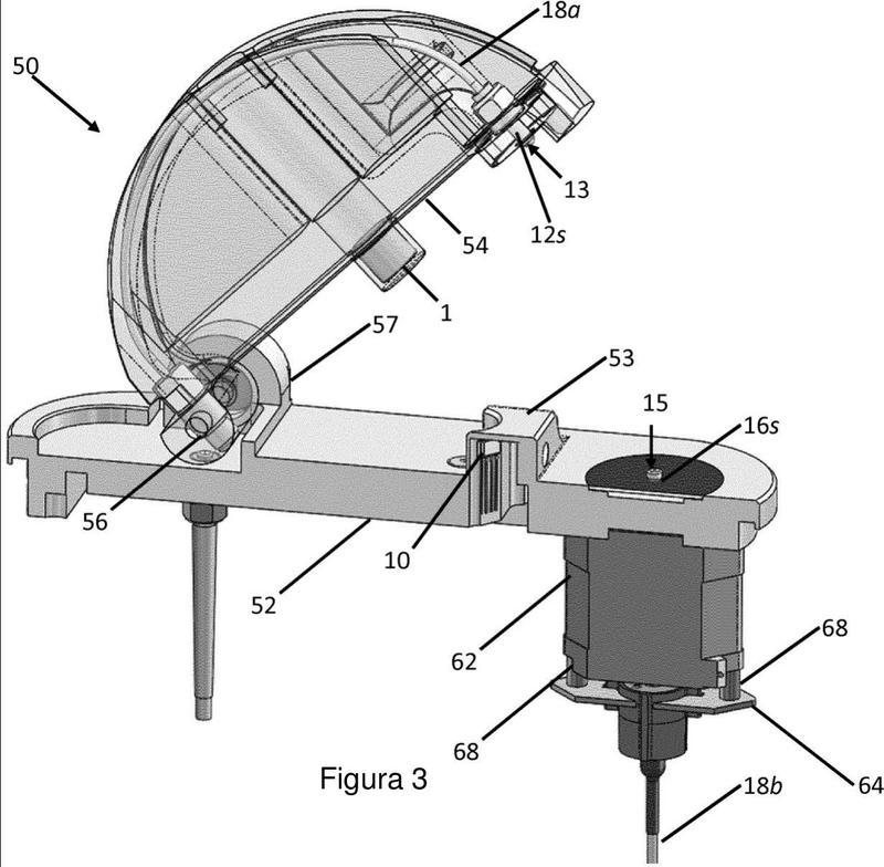 Ilustración 2 de la Galería de ilustraciones de Sistema y método de calibración de la longitud del trayecto