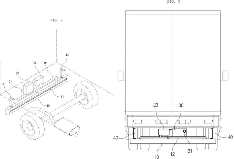 Ilustración 1 de la Galería de ilustraciones de Depurador de aire para vehículo