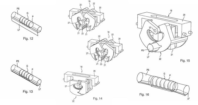 Ilustración 3 de la Galería de ilustraciones de Procedimiento y dispositivo para envasar productos de piezas pequeñas apilados