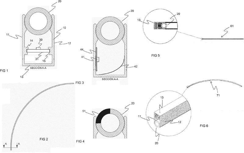 Dispositivo de iluminación y procedimiento de fabricación de un dispositivo de iluminación.