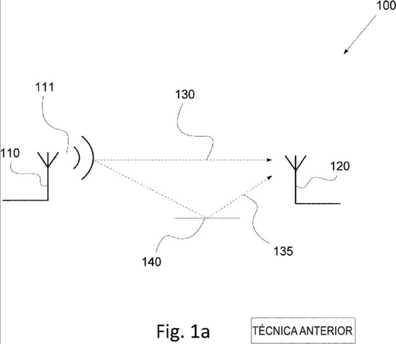 Procedimiento y transceptor para diversidad de red en comunicaciones de larga distancia.