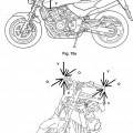 Ilustración 1 de MANILLAR PARA MOTOCICLETAS.