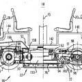 Ilustración 2 de Vehículo ferroviario que comprende unos bogies pivotantes.