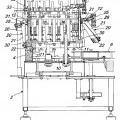 Ilustración 3 de Máquina de llenado para embalar productos sólidos, en particular pepinos y similares.