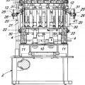 Ilustración 5 de Máquina de llenado para embalar productos sólidos, en particular pepinos y similares.