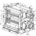 Ilustración 2 de Bastidor de soporte para rodillos de una caja de laminación y caja de laminación provista de dicho bastidor.