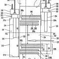 Ilustración 3 de Reactor de lecho fluido que tiene un módulo de transferencia térmica de tipo combustor por impulsos.
