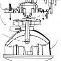 Ilustración 4 de Dispositivo de ajuste de un dispositivo de iluminación y/o de señalización de un vehículo automóvil y procedimiento de montaje de dicho dispositivo.