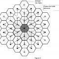 Ilustración 3 de Procedimiento y sistema para la configuración óptima de una red en malla considerando las características del tráfico.