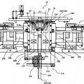 Ilustración 1 de Unidad de molde de soplado y máquina de moldeo por soplado que utiliza la misma.