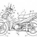 Ilustración 1 de Vehículo del tipo de montar a horcajadas.