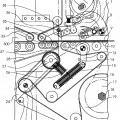 Ilustración 3 de Dispositivo para expulsar soportes de impresión, y máquina de encolado de cajas plegables con tal dispositivo.